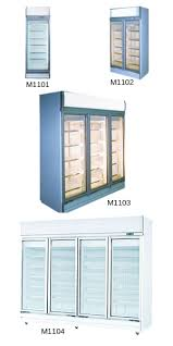 commercial display fridges for