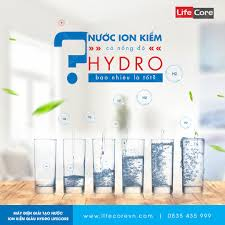 Cho thuê máy lọc nước ion kiềm Lifecore