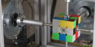 robot smashes rubik s cube record with