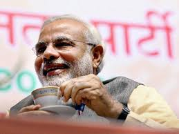 No official record of Narendra Modi being tea-seller: RTI reply ...