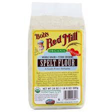 bob s red mill organic spelt flour