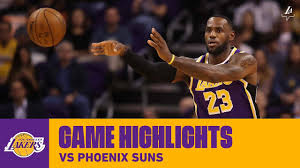 Lakers Dish 39 Assists vs Phoenix Suns ...