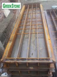 Iron Precast Fencing Pole Mould Shape Rectangle Capacity 10 20 Ton Per Day Rs 12500 Unit Id 10588380512