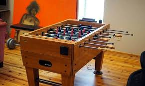 should you a used foosball table