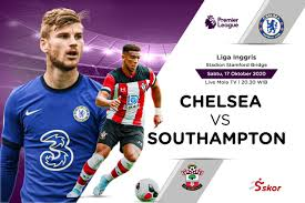 Live Streaming Chelsea vs Southampton ...
