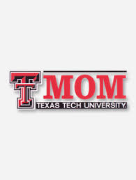 Texas Tech Red Raiders Dad With Double T