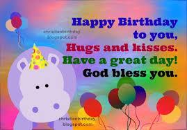 christian birthday card blessings for a child christian birthday