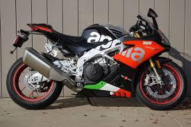 new 2018 aprilia rsv4 rf motorcycles in