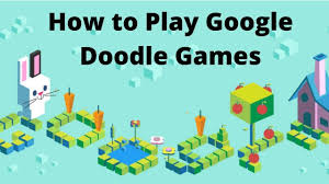 How To Play Popular Google Doodle Games ...