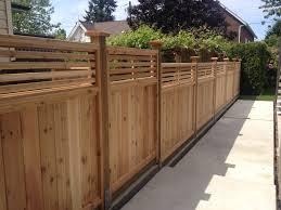Unique Model Cedar Fence Panels Decoration Ideas Cedar Decoration Fence Ide Cedar Decoration Fence Ide Idea In 2020 Cedar Fence Wood Fence Building A Fence