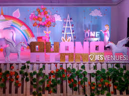 Unicorn Theme Decoration For Birthday Party Or Kids Party Hyderabad