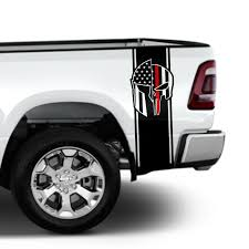Ford Punisher Decal Car Truck Vinyl Sticker 11 Sizes 12 Colors