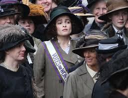 Suffragette: Helena Bonham Carter in un'immagine tratta dal film ...