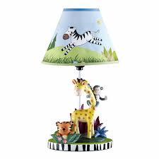 Jolly Jungle Table Lamp