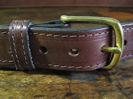 england tws bridle leather belt blank