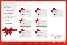 rewards catalogue let your credit card
