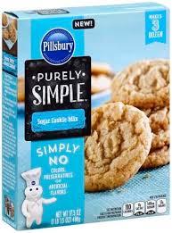 pillsbury sugar cookie mix 17 5 oz