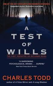 a test of wills inspector ian rutledge