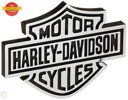 Harley Davidson Logo Rear Window Decal Sticker Car Truck Auto Rv Trailer Emblem 1920710555