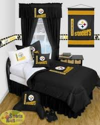 50 Best Pittsburgh Steelers Bedroom Decor Images Steelers Steelers Bedroom Pittsburgh Steelers