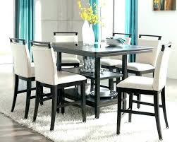 ashley furniture glass top dining table