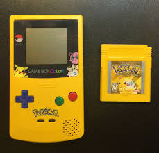 Pokemon Yellow Special Pikachu Edition Gameboy Color – From the thousands  of pictures on the net regarding pokemo… | Gameboy, Gameboy color pokemon, Gameboy  pokemon