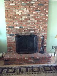 to paint or not paint my fireplace