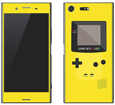 Vinyl Skin Decal For Sony Xperia Xz Premium Gameboy Color Yellow Price From Noon In Saudi Arabia Yaoota