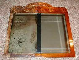 is your looking glass showing age