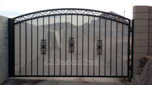 Iron Gates All Custom Iron Las Vegas Iron Security Doors Gates