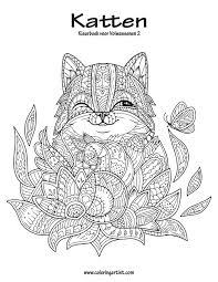 Buy Katten Kleurboek Voor Volwassenen 2 Book Online At Low Prices