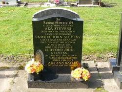 Ada Perry Stevens (1908-1976) - Find A Grave Memorial