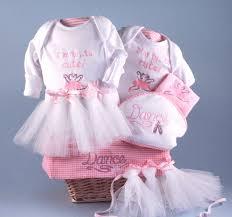 baby gift basket futire ballerina