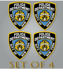 Auto Parts And Vehicles Car Truck Graphics Decals Reflective Nypd New York Police Department Decal Sticker 3m Usa Truck Vehicle Smeportals Com