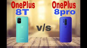 OnePlus 8T vs OnePlus 8 pro - Full ...