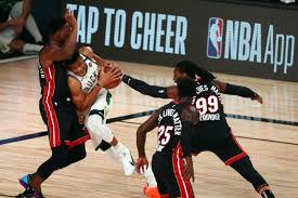 NBA releases Miami Heat vs Milwaukee Bucks semifinals NBA playoff series schedule - Hot Hot Hoops