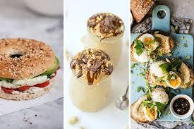 10 healthy breakfast recipes in under