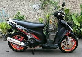 jutaan cari matic bekas 125 cc