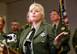 Mercury News editorial: Sheriff Laurie Smith should not run again ...