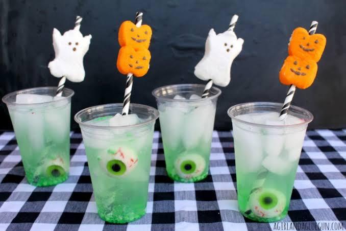 Resultado de imagen para bebidas para halloween