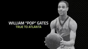 Atlanta Hawks - Black Fives Story: Pop Gates | Facebook