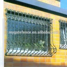 Wndow Grill Design Wrought Iron Fence Design Window Fences View Modern Iron Window Grill Design Yishujia Product Details From Shijiazhuang Yishu Metal Products Co Ltd On Alibaba Com