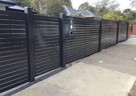 Steel Gates Security Fencing Panels Melbourne