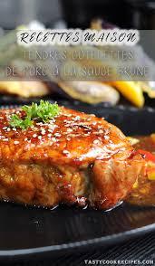 porc à la sauce brune