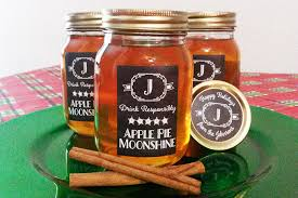 homemade apple pie moonshine party