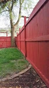 Fix A Leaning Fence Post The Easy Way Stow Tellu
