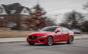 2020 jaguar xe is better but less potent