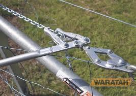 Wizard Wire Strainer Fencing Tools Waratah Fencing