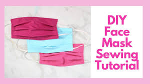 Sew a Surgical Face Mask for Hospitals ...