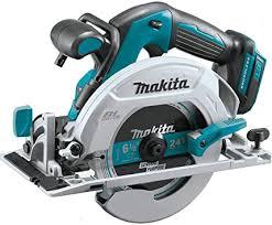 Makita Xsh03z 18v Lxt Lithium Ion Brushless Cordless 6 1 2 Circular Saw Tool Only Amazon Com